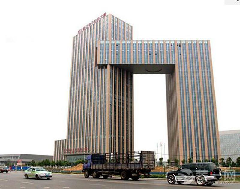 郑州市物流港服务楼