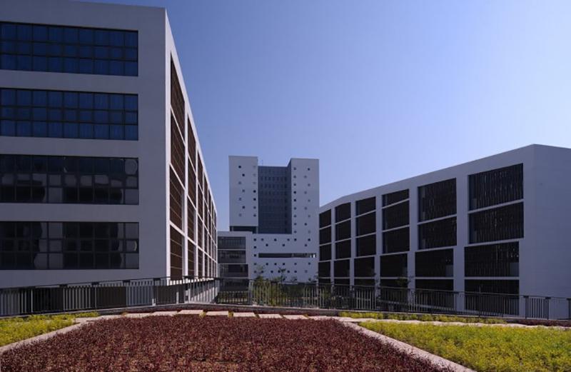 中国移动通信管理学院综合教研楼