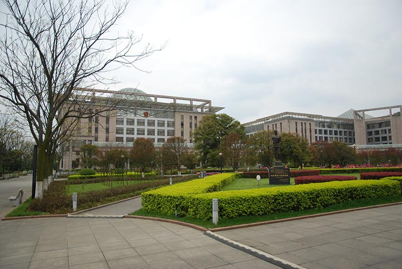 贵阳市委市政府办公大楼
